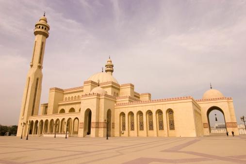 God「Al Fateh mosque Bahrain」:スマホ壁紙(7)