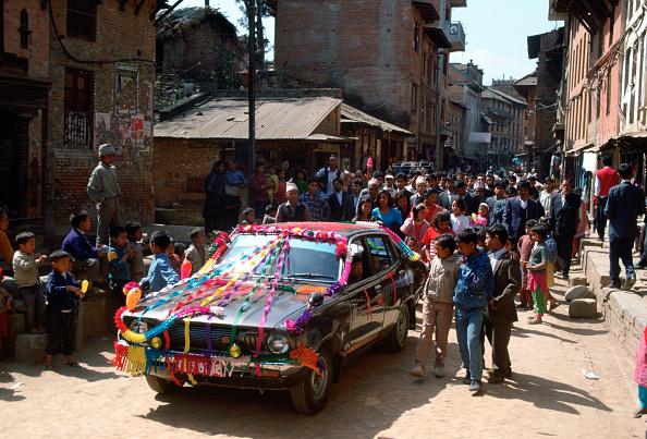 Ornate「Wedding Car, Nepal」:写真・画像(8)[壁紙.com]