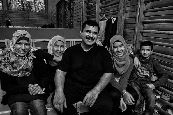 Adult「Refugees In Berlin」:写真・画像(9)[壁紙.com]