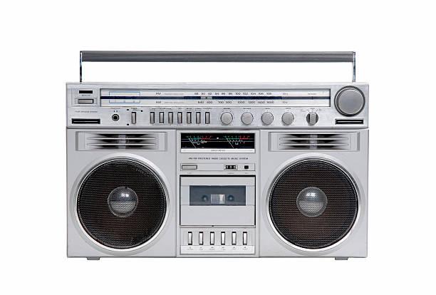 80's Boombox:スマホ壁紙(壁紙.com)