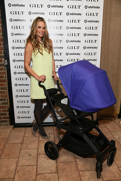 Gilded「Gilt & Molly Sims Celebrate The Launch Of The Orbit G3 Stroller And Travel System」:写真・画像(19)[壁紙.com]