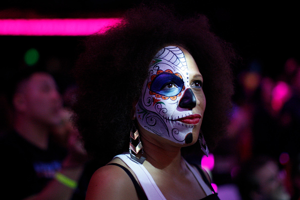 Concepts「Mexican Masked Wrestling Event Takes On Halloween Theme」:写真・画像(0)[壁紙.com]
