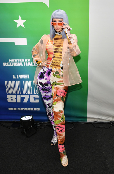 Iggy Azalea「BET Awards 2019 Radio Broadcast Center - Day 1」:写真・画像(10)[壁紙.com]
