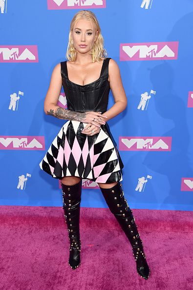 Iggy Azalea「2018 MTV Video Music Awards - Arrivals」:写真・画像(19)[壁紙.com]