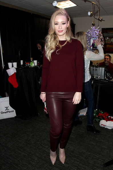 Iggy Azalea「Y100's Jingle Ball 2014  - Backstage」:写真・画像(17)[壁紙.com]