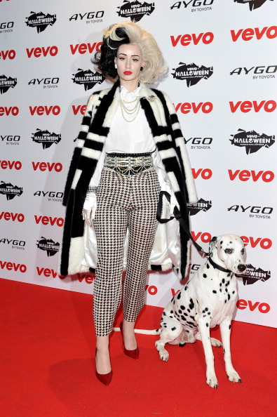 Iggy Azalea「VEVO Halloween Showcase - Arrivals」:写真・画像(13)[壁紙.com]
