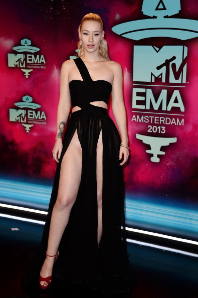 MTVヨーロッパ音楽賞「MTV EMA's 2013 - Red Carpet Arrivals」:写真・画像(19)[壁紙.com]
