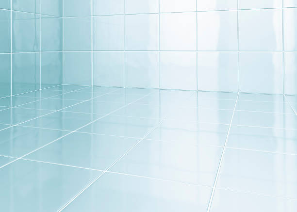 White tiles in bathroom:スマホ壁紙(壁紙.com)