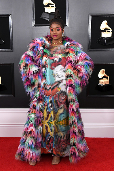 Grammy Awards「61st Annual GRAMMY Awards - Arrivals」:写真・画像(10)[壁紙.com]