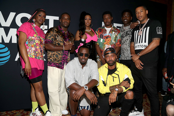 "Tierra Whack「Sean ""Diddy"" Combs, REVOLT, And AT&T Host REVOLT Summit Kickoff Event At The Kings Theatre In New York」:写真・画像(15)[壁紙.com]"