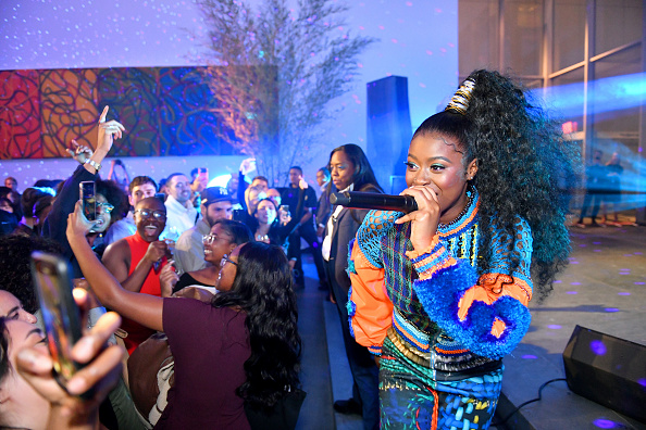 Tierra Whack「The Museum Of Modern Art's Reopening Celebration」:写真・画像(2)[壁紙.com]