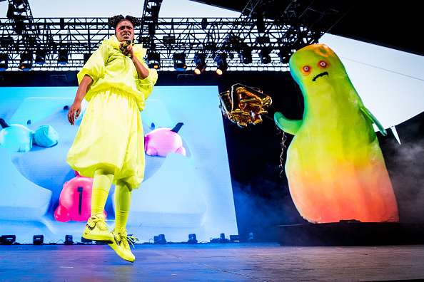 Tierra Whack「2019 Coachella Valley Music And Arts Festival - Weekend 1 - Day 1」:写真・画像(7)[壁紙.com]