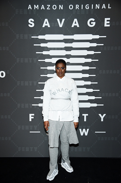 Tierra Whack「Savage X Fenty Show Presented By Amazon Prime Video - Arrivals」:写真・画像(12)[壁紙.com]