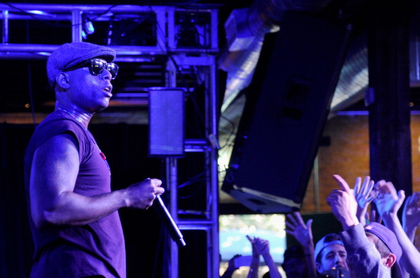 John Sciulli「Talib Kweli Performs At The Samsung Galaxy Sound Stage At SXSW」:写真・画像(13)[壁紙.com]
