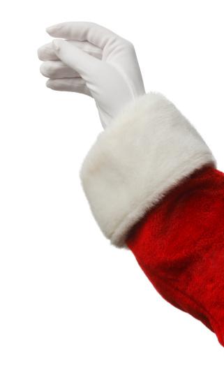 Santa Claus「Santa's Hand」:スマホ壁紙(17)