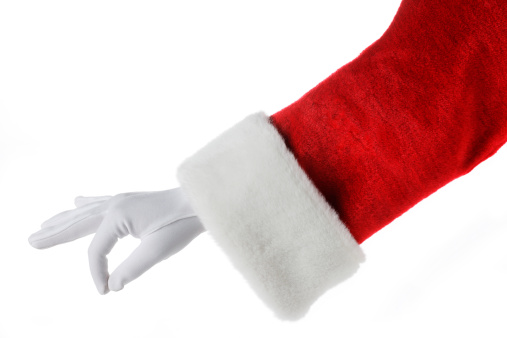 Human Hand「Santa's Hand」:スマホ壁紙(15)