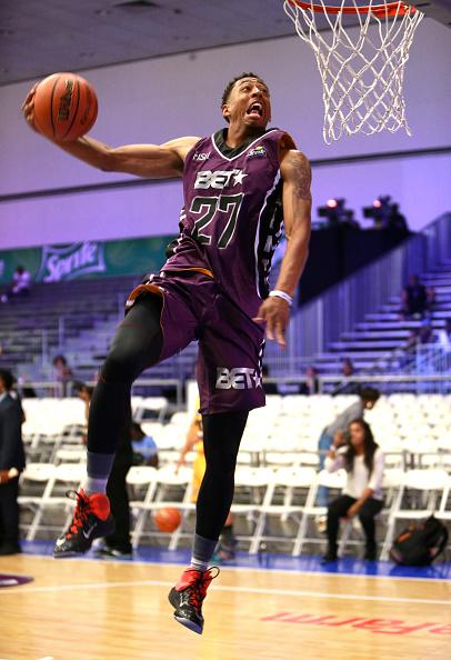 バスケットボール「2017 BET Experience - Slam Dunk Contest」:写真・画像(6)[壁紙.com]
