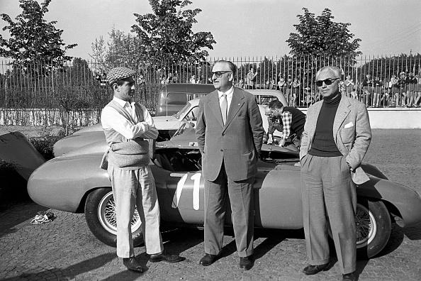 Light Micrograph「Enzo Ferrari, Paolo Marzotto, Piero Taruffi, Mille Miglia」:写真・画像(16)[壁紙.com]