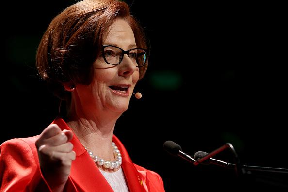 Julia Gillard「Julia Gillard Speaks On Mental Health At City of Sydney CityTalks」:写真・画像(15)[壁紙.com]