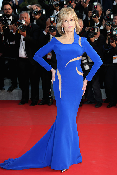 "Blue Dress「""The Sea Of Trees"" Premiere - The 68th Annual Cannes Film Festival」:写真・画像(18)[壁紙.com]"