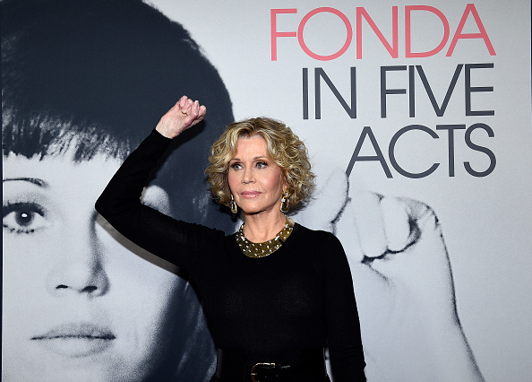"HBO「Premiere Of HBO's ""Jane Fonda In Five Acts"" - Arrivals」:写真・画像(11)[壁紙.com]"