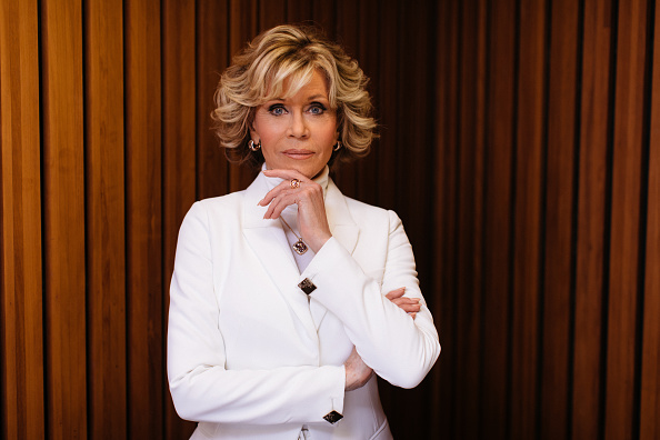 Portrait「An Evening With Jane Fonda - Chopard」:写真・画像(14)[壁紙.com]