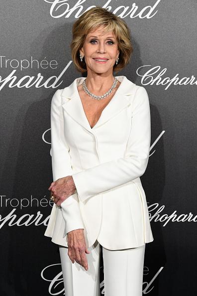 ジェーン・フォンダ「Trophee Chopard Photocall - The 71st Annual Cannes Film Festival」:写真・画像(19)[壁紙.com]
