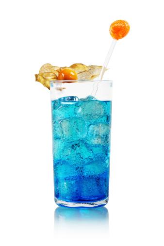 Lemon Soda「Cocktail Blue Lagoon」:スマホ壁紙(14)