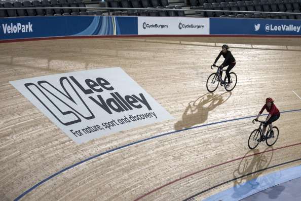 2012 Summer Olympics - London「Velodrome Opens To The Public For The First Time」:写真・画像(9)[壁紙.com]