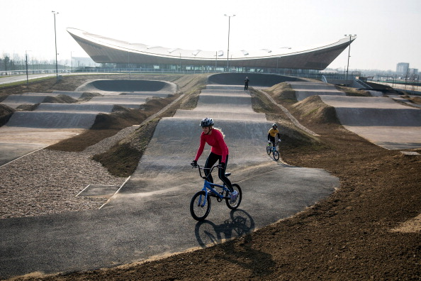 2012 Summer Olympics - London「Velodrome Opens To The Public For The First Time」:写真・画像(18)[壁紙.com]
