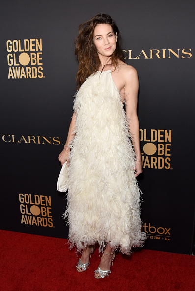 Presley Ann「Hollywood Foreign Press Association And The Hollywood Reporter Celebration Of The 2020 Golden Globe Awards Season And Unveiling Of The Golden Globe Ambassadors」:写真・画像(10)[壁紙.com]