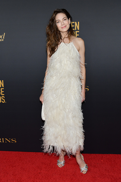 Silver Colored「HFPA And THR Golden Globe Ambassador Party - Press Conference And Arrivals」:写真・画像(5)[壁紙.com]