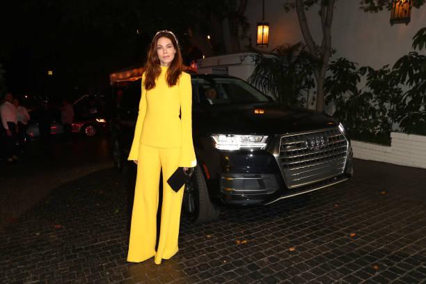 Yellow「Audi Arrivals at W Magazine's Best Performances Party」:写真・画像(8)[壁紙.com]