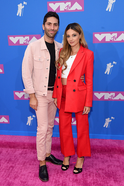 Fully Unbuttoned「2018 MTV Video Music Awards - Arrivals」:写真・画像(3)[壁紙.com]