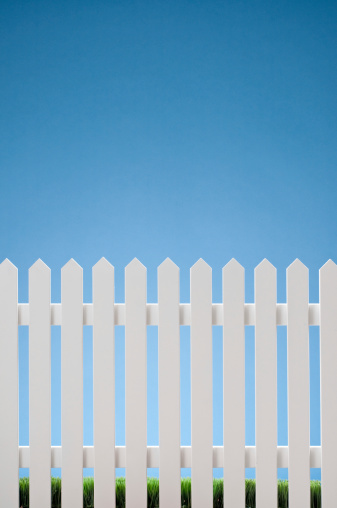 Planting「White Picket Fence」:スマホ壁紙(5)