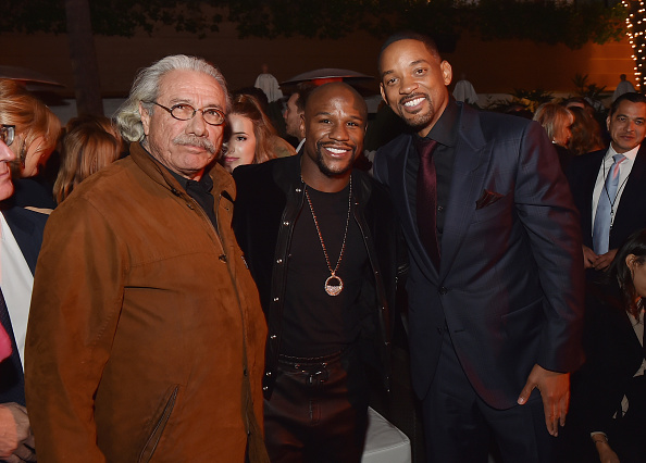 "Floyd Mayweather Jr「AFI FEST 2015 Presented By Audi Centerpiece Gala Premiere Of Columbia Pictures' ""Concussion"" - After Party」:写真・画像(12)[壁紙.com]"