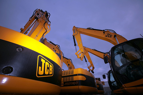 Earth Mover「JCB Cuts 700 Jobs As Credit Crunch Hits Profits」:写真・画像(1)[壁紙.com]