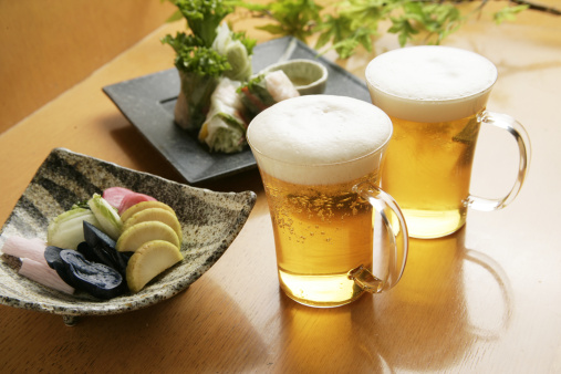 Hokkaido「Beer and appetizer」:スマホ壁紙(3)