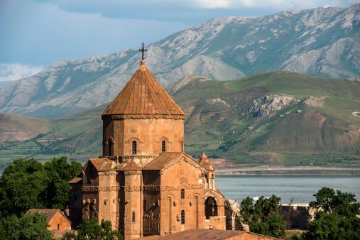 Akdamar Island「The Armenian Cathedral in Akdamar Island, Van」:スマホ壁紙(19)