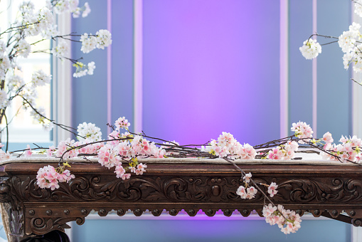 Fashion「Wedding event space」:スマホ壁紙(1)