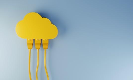 Internet of Things「Cloud Computing Concept」:スマホ壁紙(19)