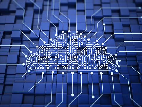 Cloud Computing「Cloud computing concept」:スマホ壁紙(8)