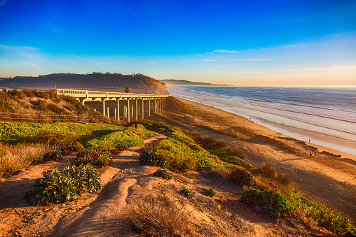 California State Route 1「Pacific Coast Highway 101 in Del Mar」:スマホ壁紙(17)