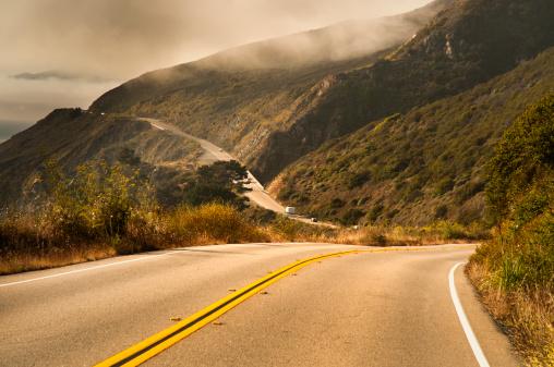 Big Sur「Pacific Coast Highway 1, Southern California」:スマホ壁紙(8)