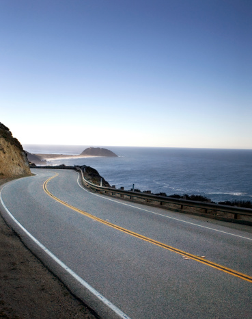 Big Sur「Pacific Coast Highway, Highway 1.」:スマホ壁紙(12)