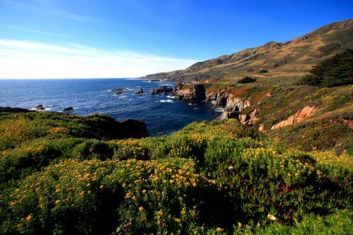 Big Sur「Pacific Coast Highway, Big Sur, California」:スマホ壁紙(13)