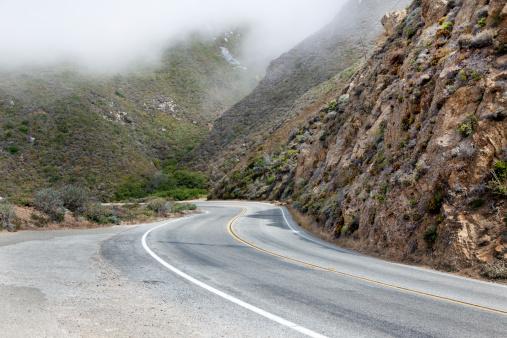 Big Sur「Pacific Coast Highway」:スマホ壁紙(9)