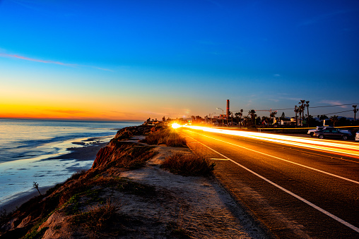 California State Route 1「Pacific Coast Highway in Carlsbad」:スマホ壁紙(19)