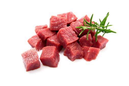 Raw Food「Beef cubes」:スマホ壁紙(7)