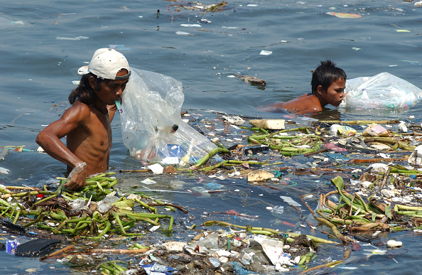 Water「Pollution in the Philippines」:写真・画像(16)[壁紙.com]
